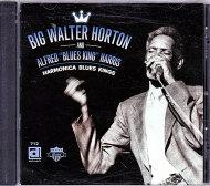 Big Walter Horton CD