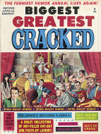 Biggest Greatest Cracked Annual Edition No. 2 Magazine