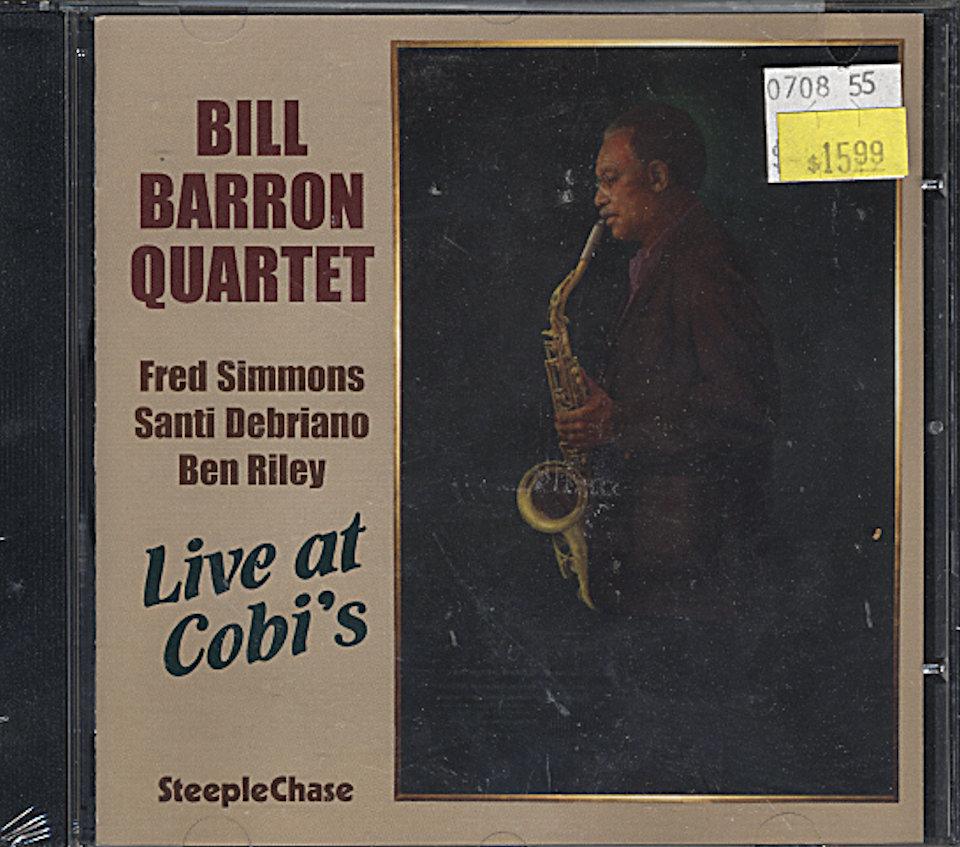 Bill Barron Quartet CD