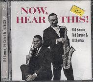 Bill Barron / Ted Curson & Orchestra CD