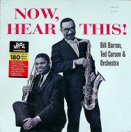 "Bill Barron / Ted Curson & Orchestra Vinyl 12"" (New)"
