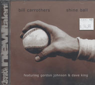 Bill Carrothers CD