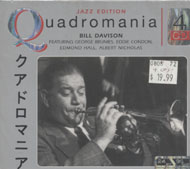 Bill Davison CD