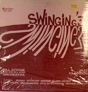 """Bill Dodge And His All-Star Orchestra Vinyl 12"""" (New)"""