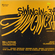 """Bill Dodge And His All-Star Orchestra Vinyl 12"""" (Used)"""