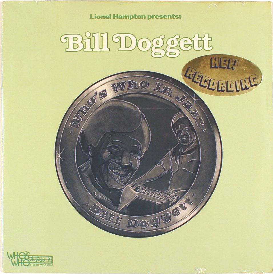 """Bill Doggett Vinyl 12"""" (New)"""