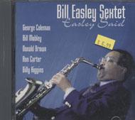 Bill Easley Sextet CD