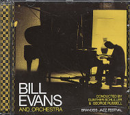 Bill Evans and Orchestra CD
