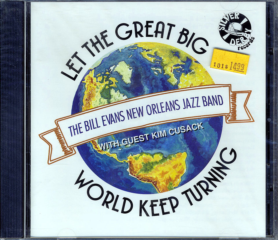 Bill Evans New Orleans Jazz Band CD