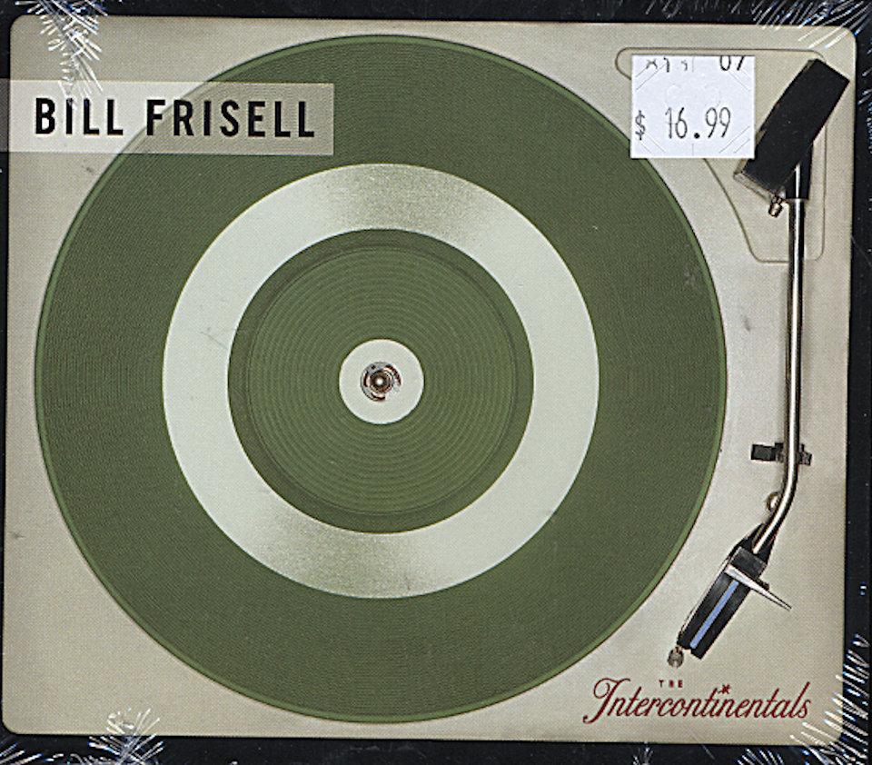 Bill Frisell CD