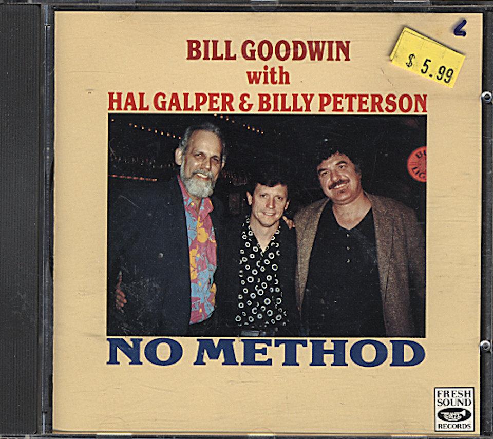 Bill Goodwin / Hal Galper / Billy Peterson CD