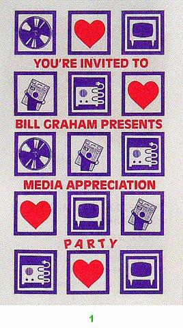 Bill Graham Presents Laminate