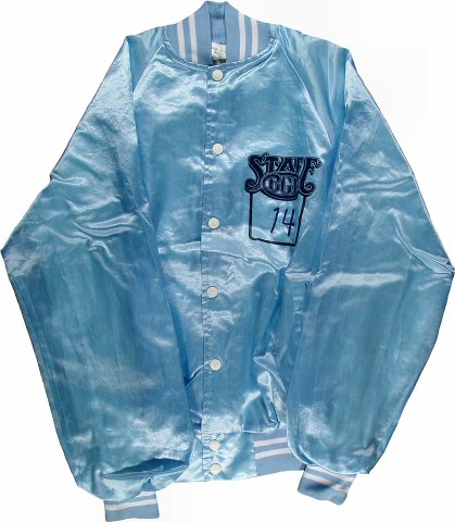 Bill Graham Presents Men's Vintage Jacket