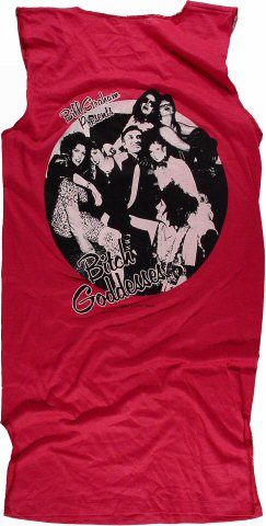 Bill Graham Presents Women's Vintage T-Shirt