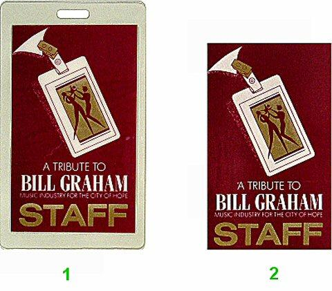 Bill Graham Laminate