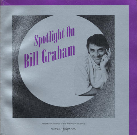 Bill Graham Program