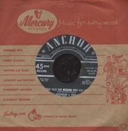 """Bill Harrington & Jones Boys Vinyl 7"""" (Used)"""