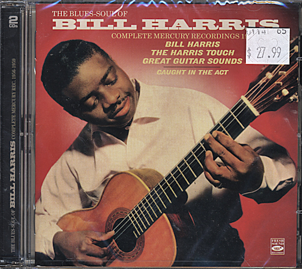 Bill Harris CD