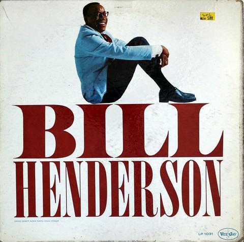 """Bill Henderson Vinyl 12"""" (Used)"""