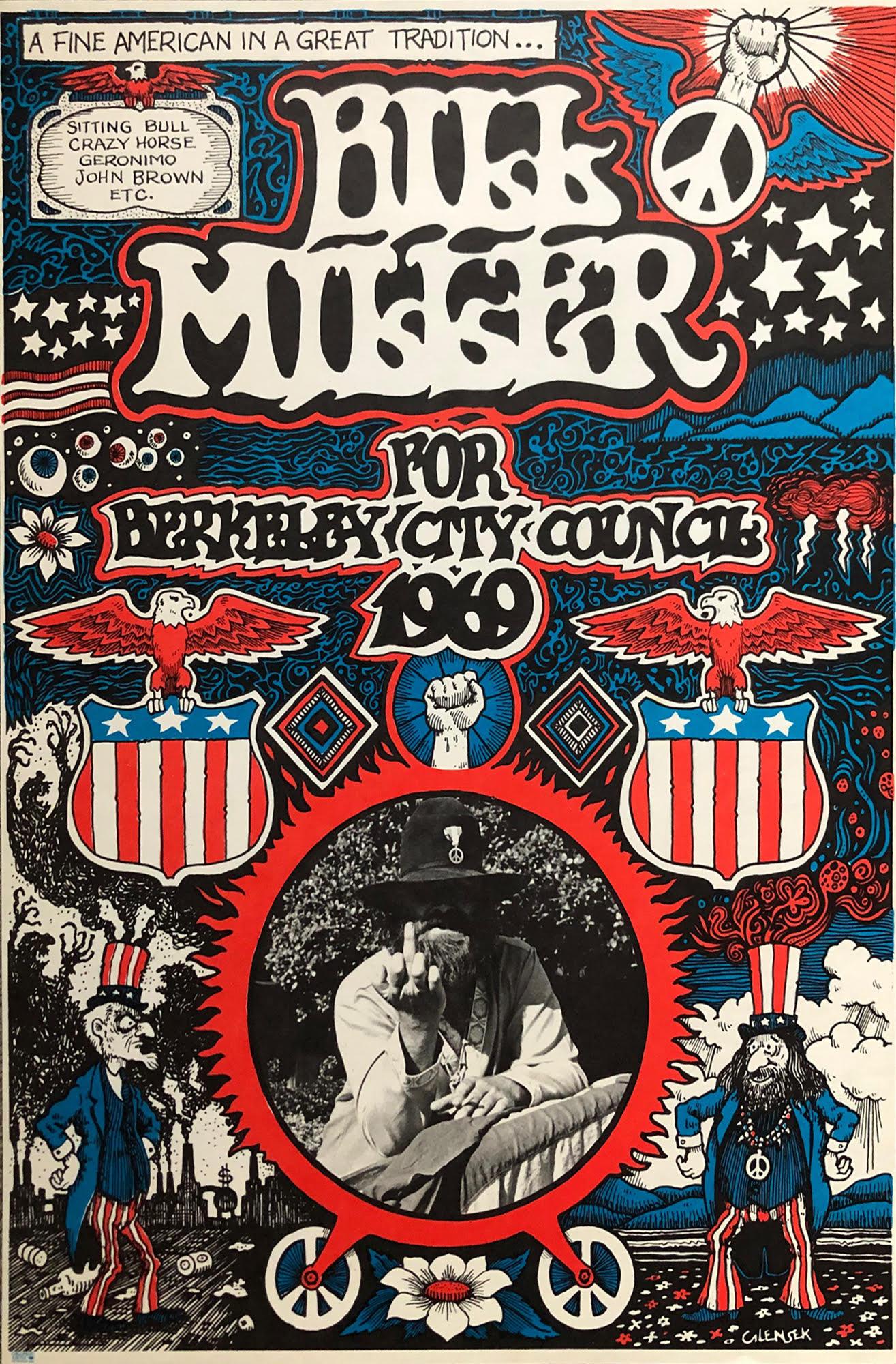 Bill Miller Poster