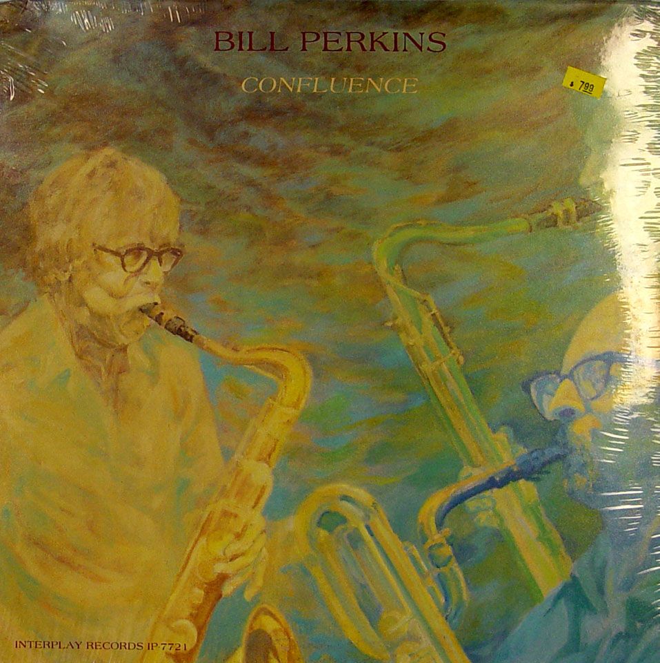 "Bill Perkins With Pepper Adams Vinyl 12"" (New)"