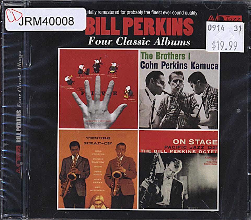 Bill Perkins CD