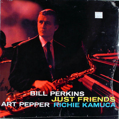 "Bill Perkins Vinyl 12"" (New)"