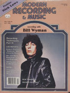 Bill Wyman Magazine