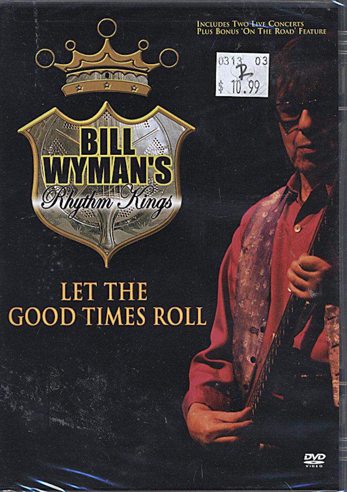 Bill Wyman's Rhythm Kings DVD