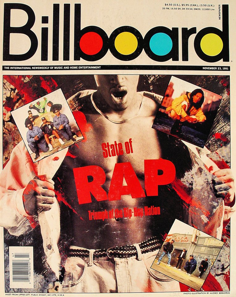 Billboard Vol. 103 No. 47