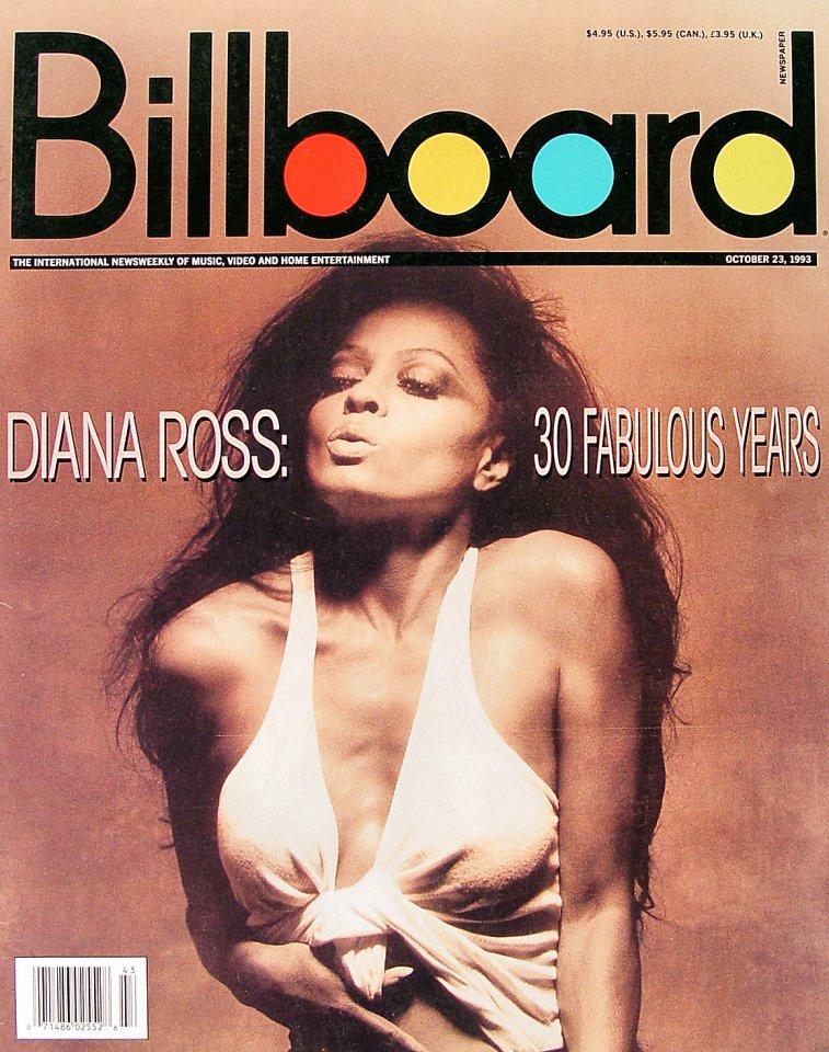 Billboard Vol. 105 No. 43