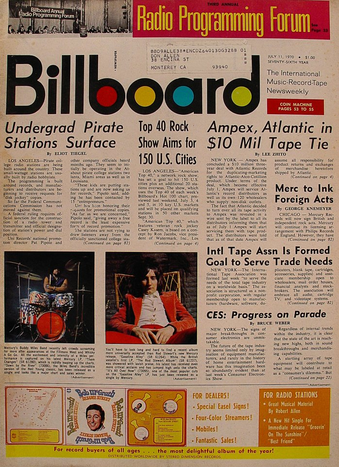 Billboard Vol. 82 No. 28