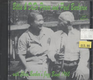 Billie & DeDe Pierce and Paul Barbarin with Chris Barber's Jazz Band CD