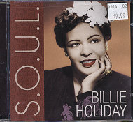 Billie Holiday CD