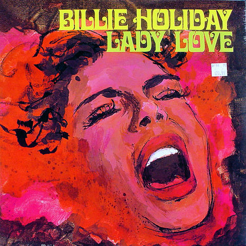 "Billie Holiday Vinyl 12"" (New)"
