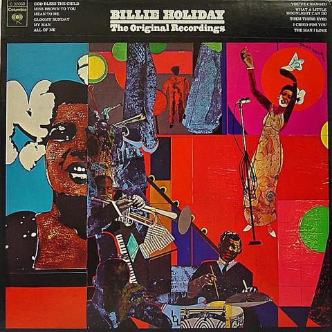 "Billie Holiday Vinyl 12"" (Used)"