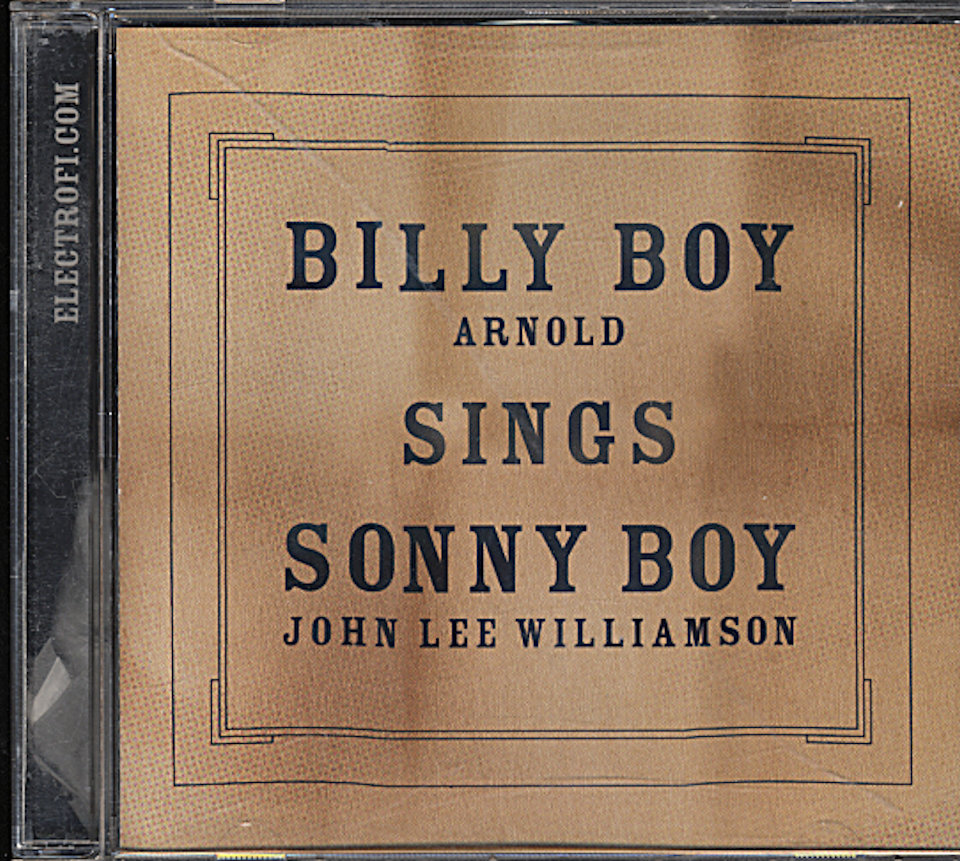 Billy Boy Arnold CD