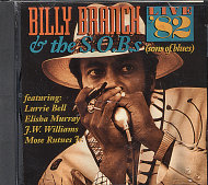 Billy Branch & The S.O.B.s (Sons of Blues) CD