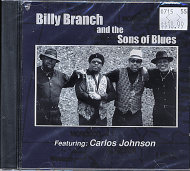Billy Branch and the Sons of Blues CD
