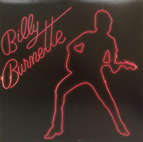 "Billy Burnette Vinyl 12"" (Used)"