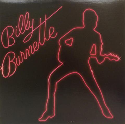 """Billy Burnette Vinyl 12"""" (Used)"""