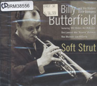 Billy Butterfield and His Modern Dixie Stompers CD