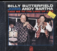 Billy Butterfield / Andy Bartha CD