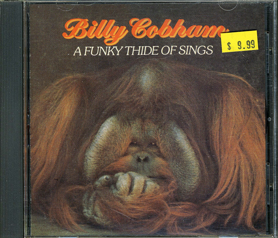 Billy Cobham CD