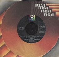 "Billy ""Crash"" Craddock Vinyl 7"" (Used)"
