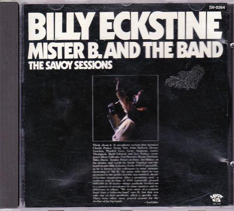Billy Eckstine CD