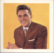 Billy Fury Handbill