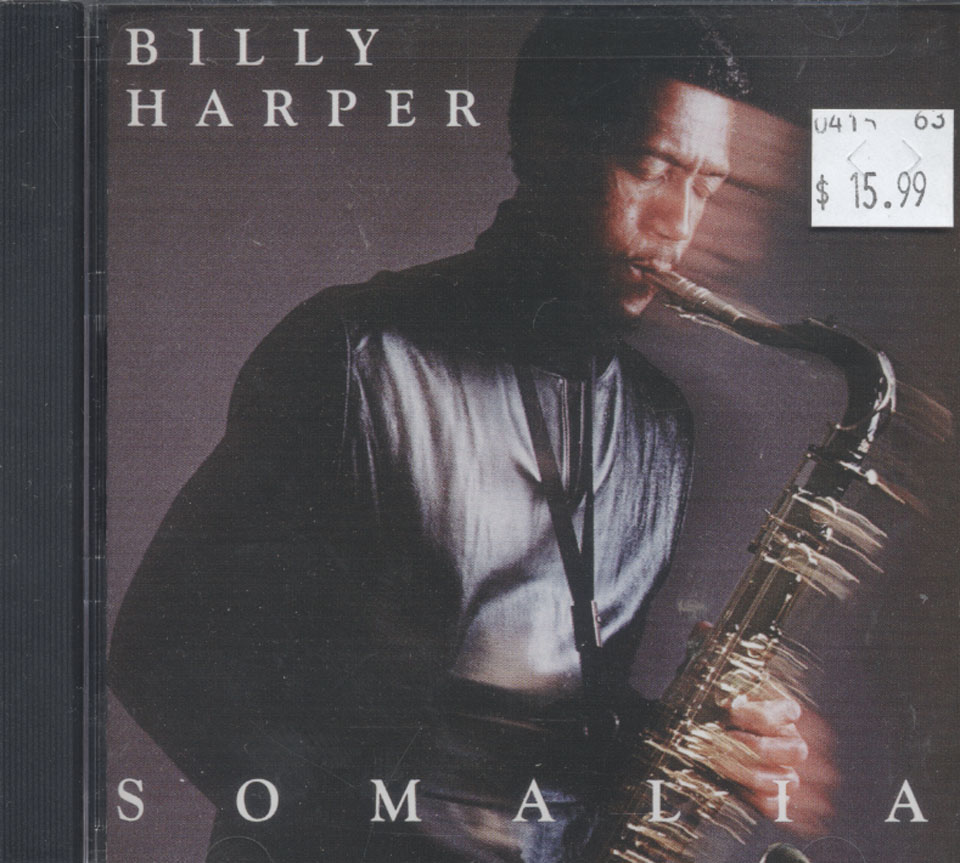 Billy Harper CD