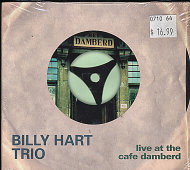 Billy Hart Trio CD