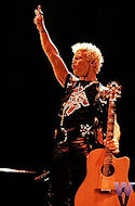 Billy Idol Fine Art Print